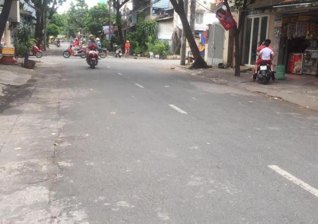 Bán Nhà Mặt Tiền Đường Thành Công Quận Tân Phú 004