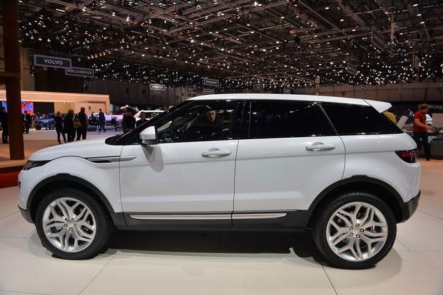 Xe Range Rover Evoque siêu tiết kiệm nhiên liệu 05