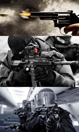 أسلحة العالم
