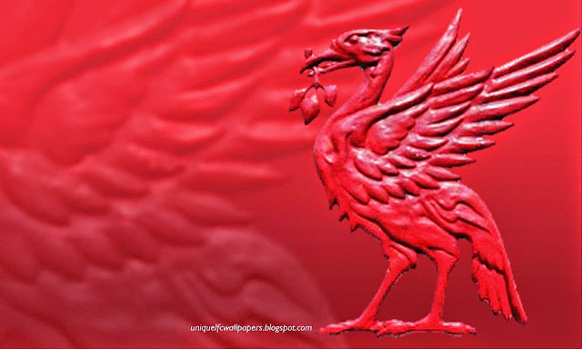 Liverpool FC Liverbird Wallpaper