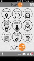 Screenshot of Explore Bar-Z Mobile