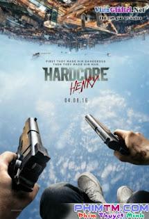 Mật Mã Henry - Hardcore Henry