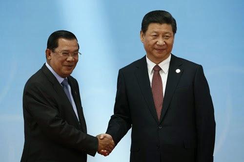 Kết quả hình ảnh cho Trung Quốc đã 'mua trọn gói' Campuchia như thế nào?
