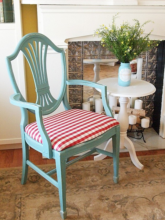 chair_makeover-using_Annie_Sloan_Provence_chalk_paint