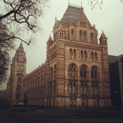 The Natural History Museum exterior