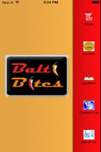 Balti Bites