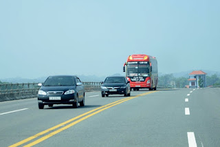 Xây dựng đường vành đai dài hơn 330km qua 8 tỉnh thành
