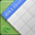 Checkmark All in One Calendar icon