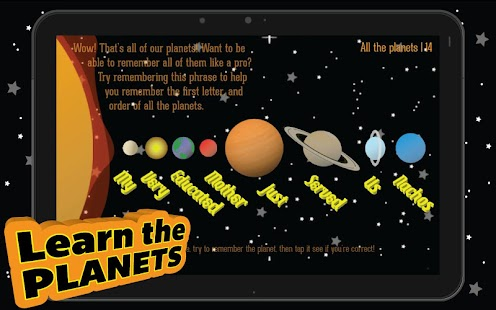 Our Solar System - Kids Book - screenshot thumbnail
