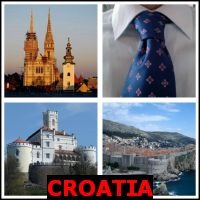 CROATIA- Whats The Word Answers