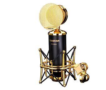 Microphone cho phòng thu âm và sân khấu
