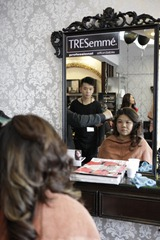 TRESemmé Singapore Hair Styling at Vintage Studio