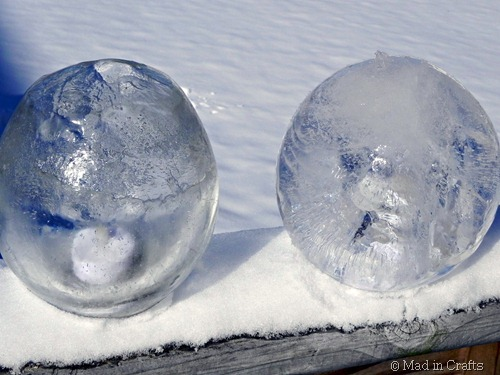 thin and thick ice lanterns