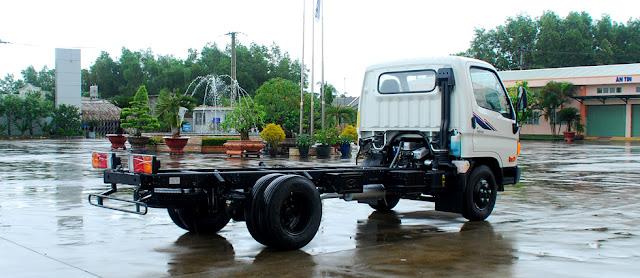 Xe chuồn Hyundai 2,5 tấn