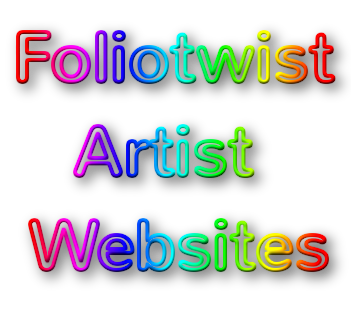 foliotwist artist websites