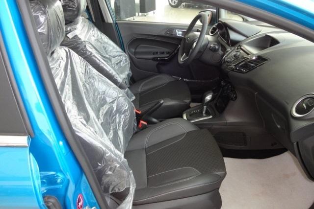 Nội thất xe Ford Fiesta All New Model 03
