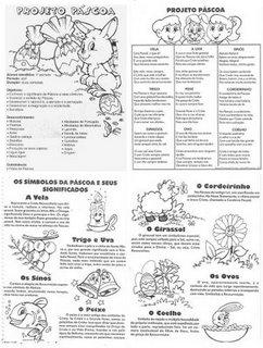 Desenho De Coelho Da Pascoa Para Colorir Colorir E Aprender