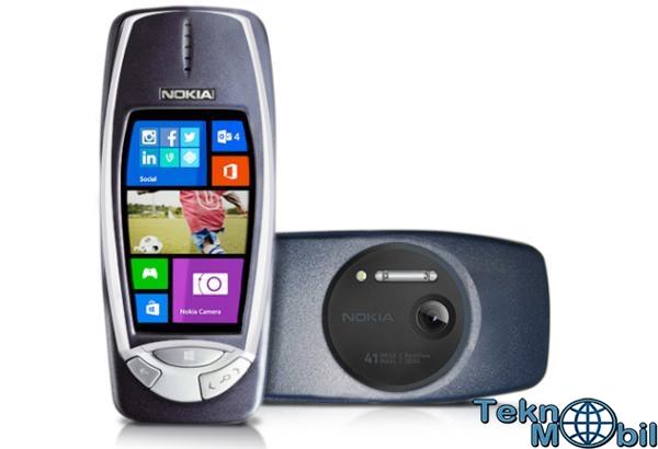 Nokia 3310 Orjinal Zil Sesleri