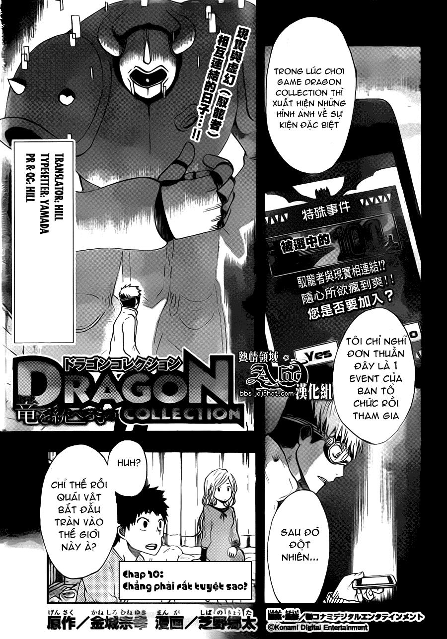 Dragon Collection Chap 010