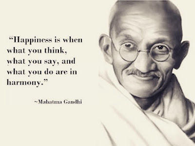 Wisdom  mahatmagandhi