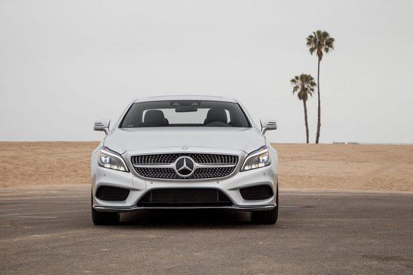 Xe Mercedes Benz CLS400 New Model 02