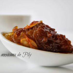 Pumpkin with Piloncillo