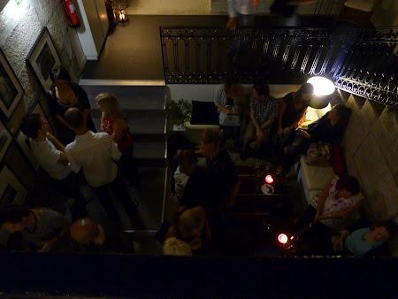 Cazare Porto: petrecere in Gallery Hostel