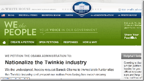 nationalize the twinkies industry