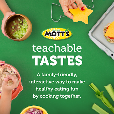 Kids are more open to new foods when they're included in the cooking process
