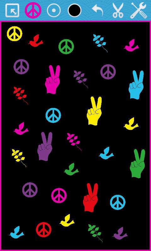 Peace Draw Free- screenshot