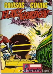 P00024 - Flash Gordon #24