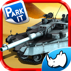 Drive Tank Parking Combat 3D for PC and MAC