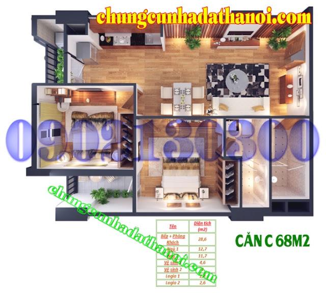 căn hộ chung cư athena complex