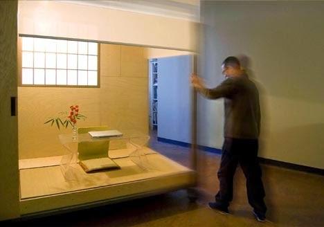 japanese module living