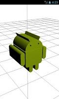 Screenshot of 3DViewer