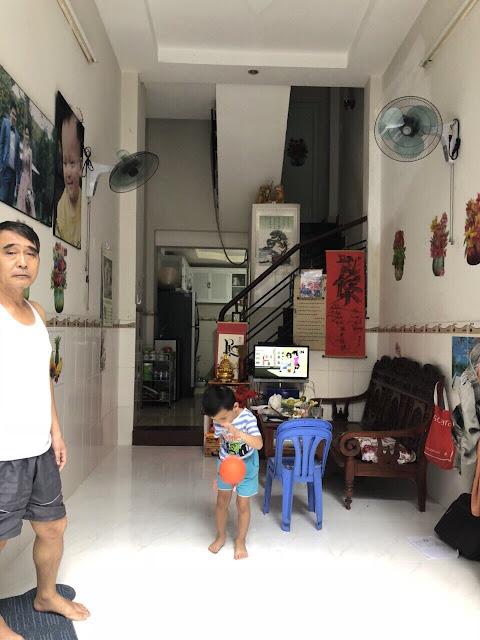 Bán nhà hẻm 2 sẹc đường Thạch Lam Quận Tân Phú, dt 3,1x11m, 3 lầu, 3tỷ250 - 2