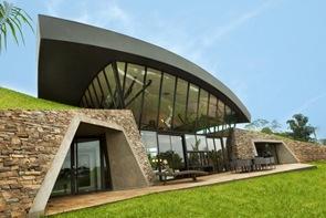 Arquitectura de vivienda sostenible