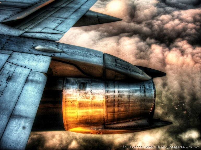 Airplane engine 3