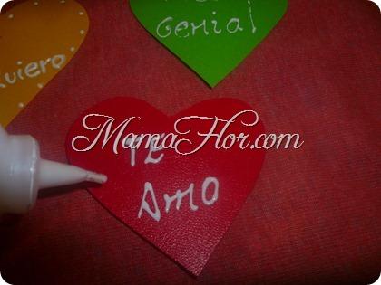 Regalo para Enamorados: Lápiz de Corazón