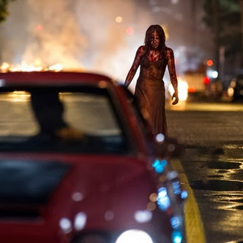 "Stephen King's Iconic Novel ""Carrie"" Unleashes Power in Big Screen (Opens Oct 16)"