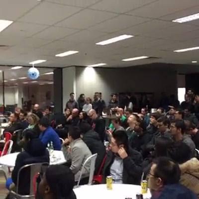 REACT Meetup at Kogan HQ