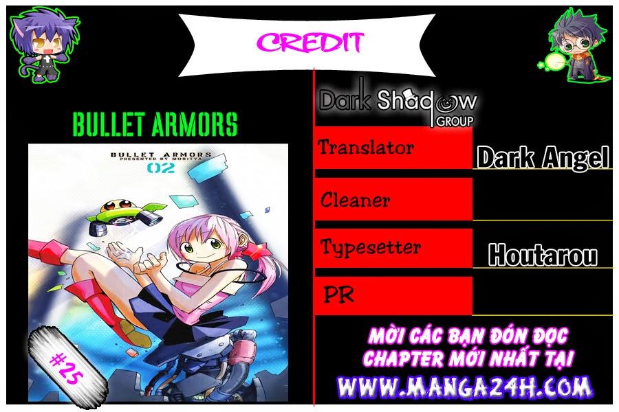 Bullet Armors Chap 025