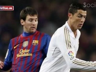 Không chỉ Messi mọi người chúng ta đều nên học hỏi CR7 :