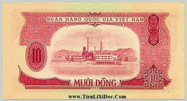 10 Đồng (Việt nam dân chủ 1958)