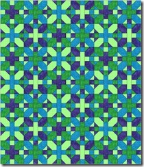 x and plus green blue 4 colors