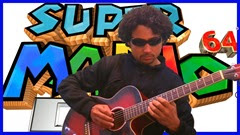 Bob-Omb Battlefield Guitar cover - Super Mario 64