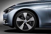 BMW ActiveHybrid 3: Special wheel design (10/2011)