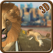 Lion City Race 3D