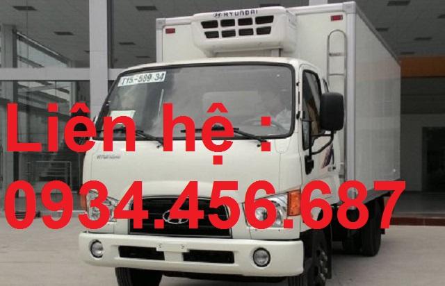 Giá xe Hyundai 75s thùng đông lạnh 3,5 tấn