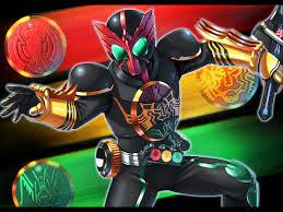 Siêu Nhân Hủy Diệt- Kamen Rider OOO - Kamen Rider OOO VietSub